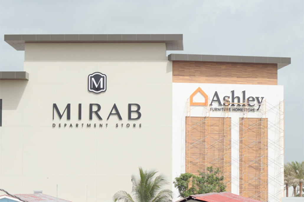 Ashley Furniture Store Coming to Belize