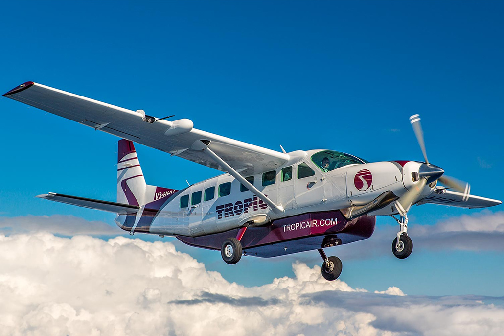 Tropic Air Adds Flight Between Belize City International and Placencia