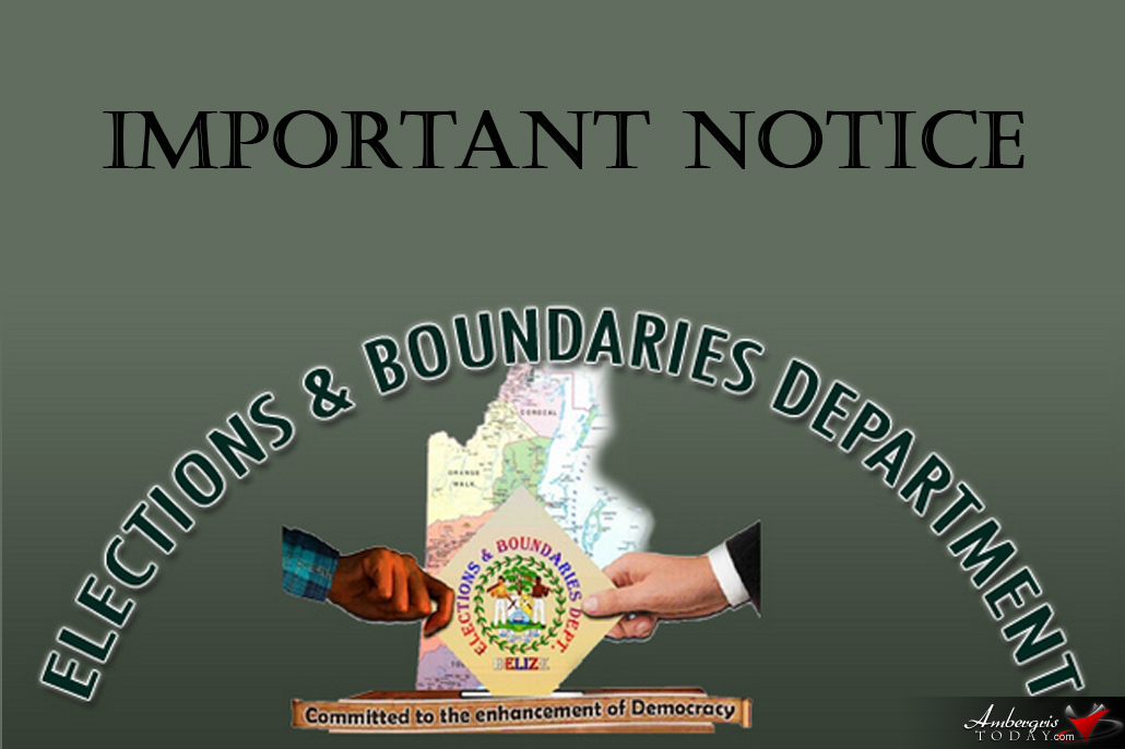 Impersonation of Staff - Elections and Boundaries Department