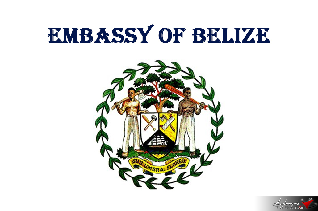Re-Opening of Belize Passport Station in Chicago