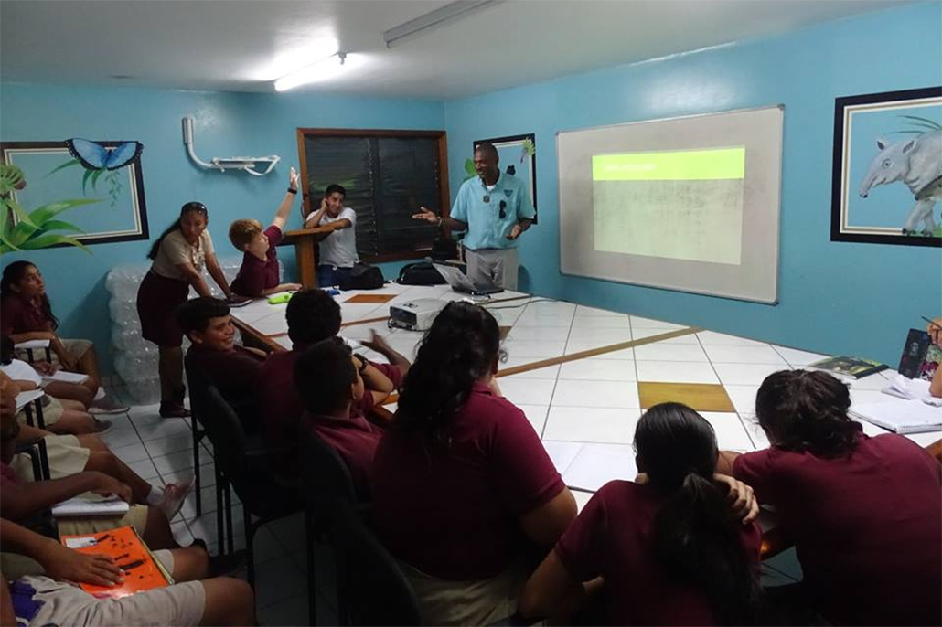 Belize Holds First Marine Litter Campaign