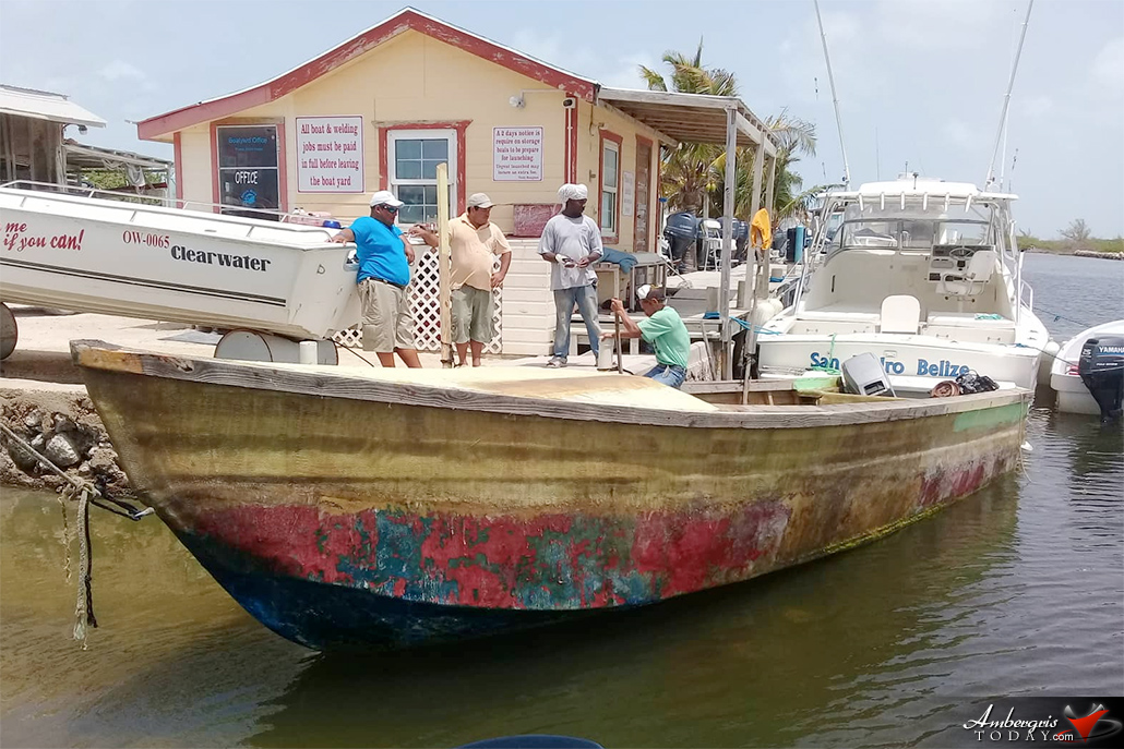 Lost Jamaicans Adrift at Sea Land on Ambergris Caye