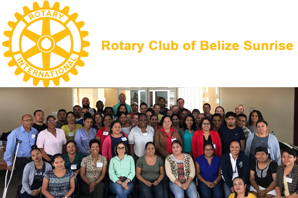 Rotary Club of Belize Sunrise to host Teacher Training Conference