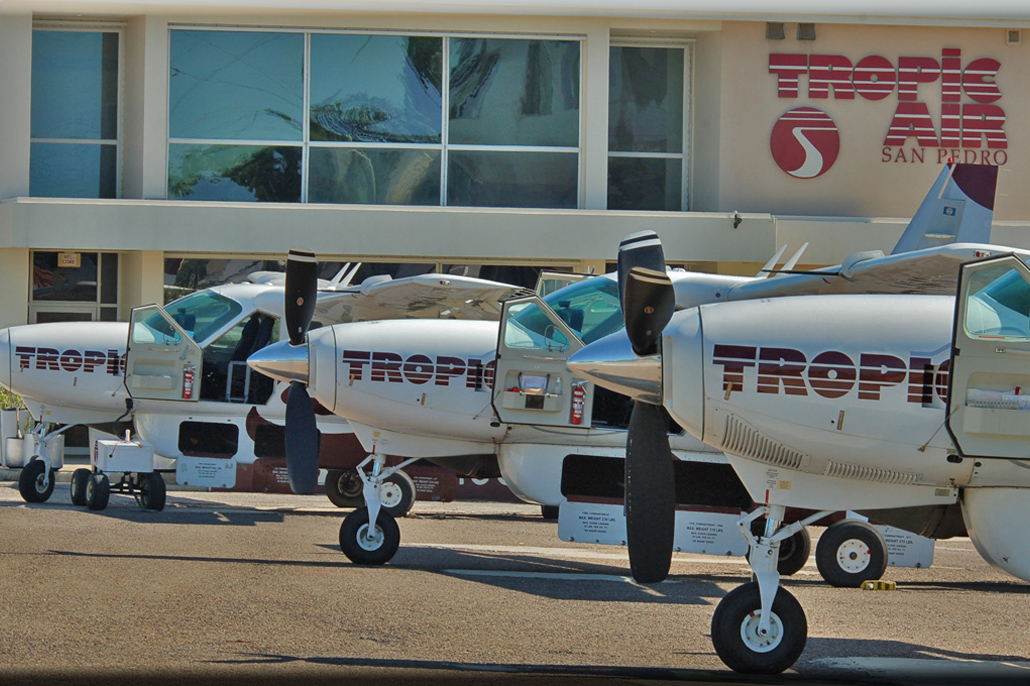 Tropic Air Increases Flights Between San Pedro And Belize City