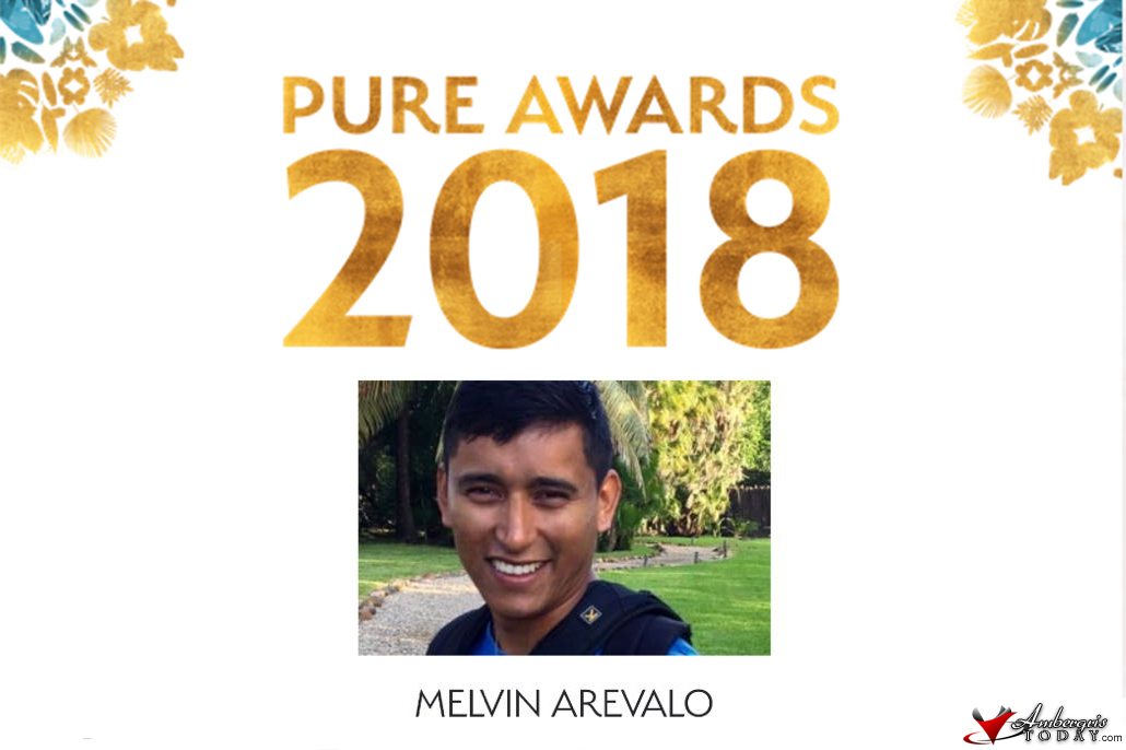 Belizean Melvin Arevalo Needs Your Vote for Unsung Hero Award