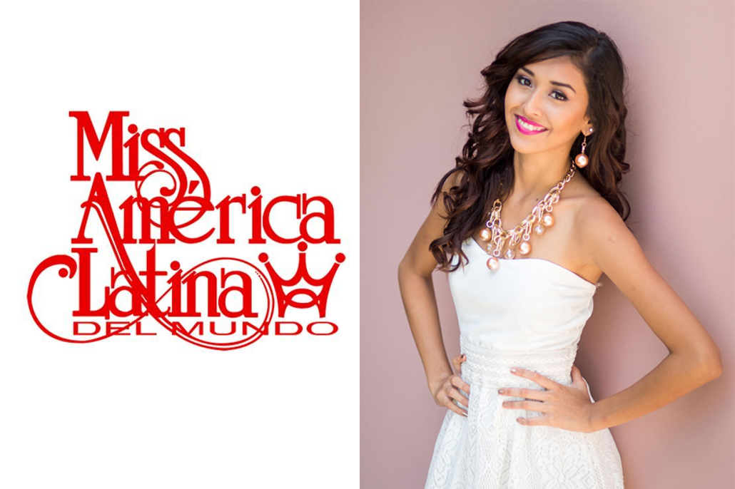 Iris Salguero to Represent Belize at Miss America Latina Del Mundo