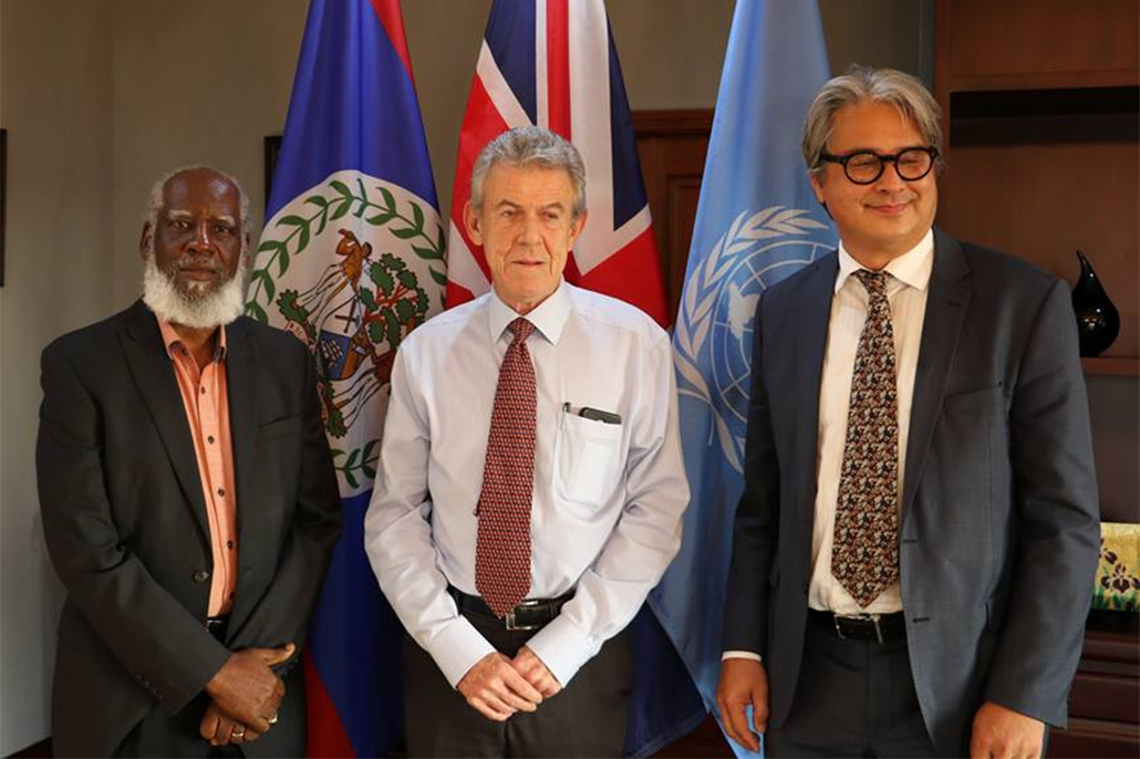 UK Donates Funds to Support Public Awareness Campaign on ICJ Referendum