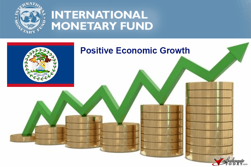International Monetary Fund Reports Positive Economic Growth in Belize