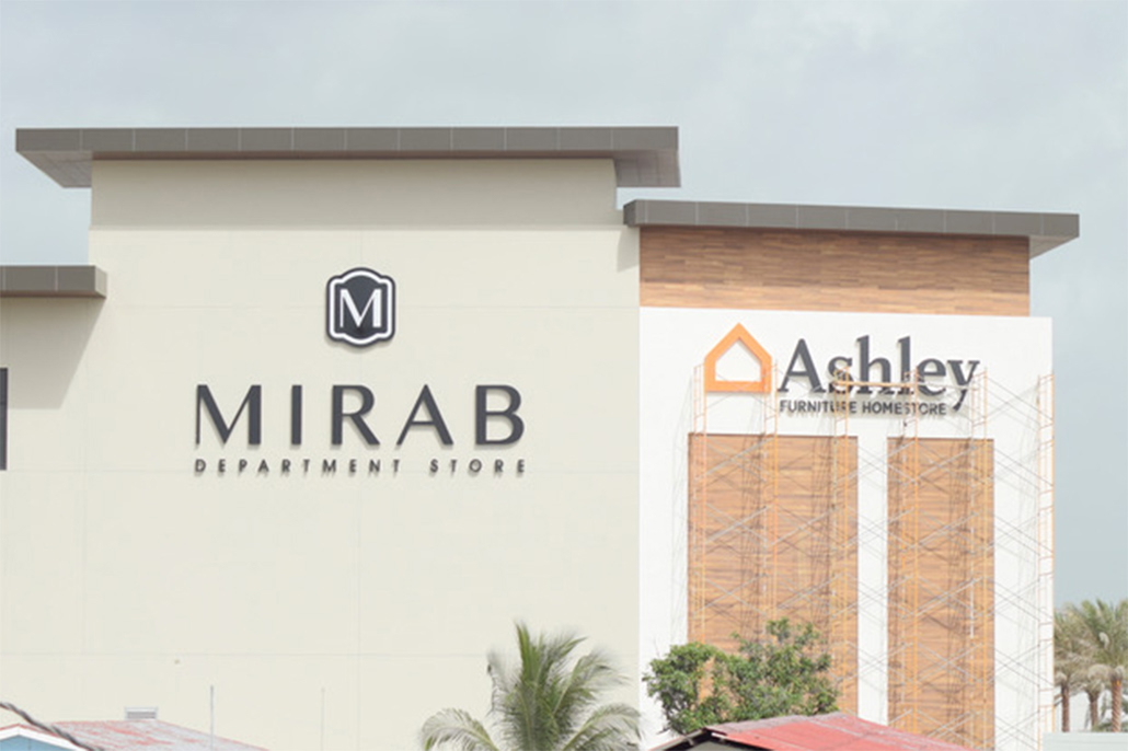 Mirab Launches State Of The Art Department Store