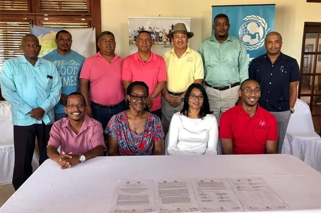Sustainable & Child-Friendly Municipality Initiative Mayors Retreat