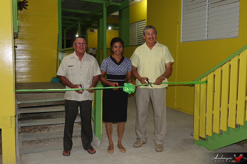 Ambergris Caye Elementary School Celebrates School's Growth
