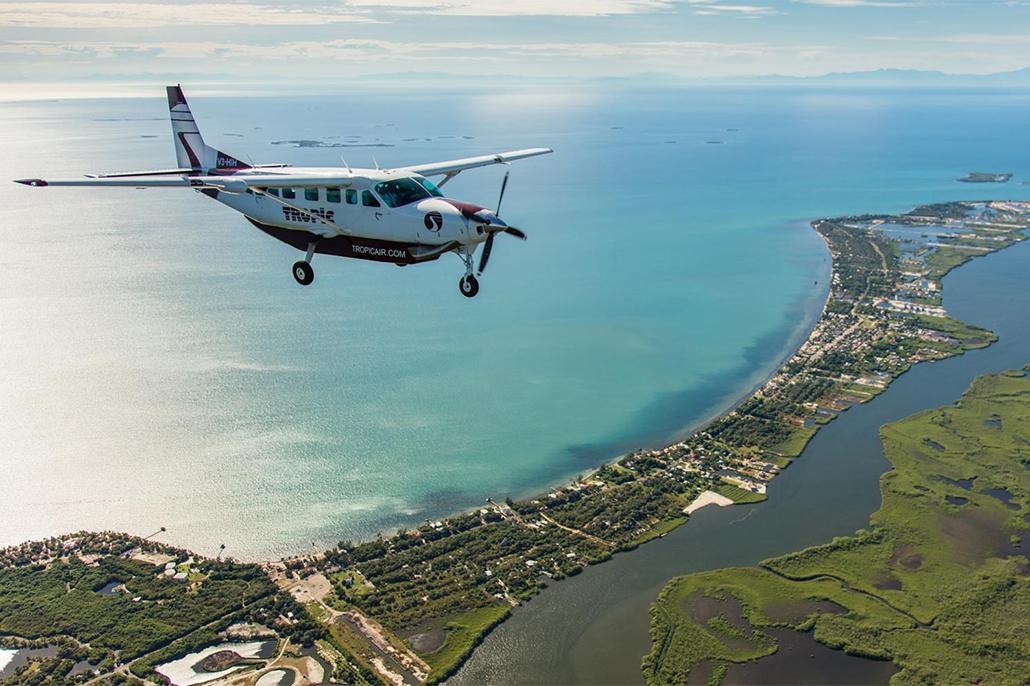 Tropic Air Announces New San Ignacio To Placencia Flight
