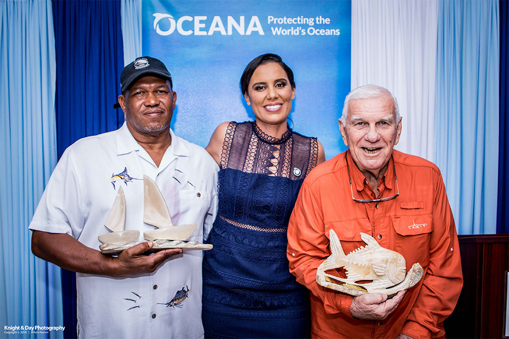 Oceana Announces Belize's 2018 Ocean Hero Award Winners