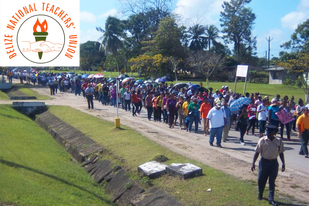 Belize Teachers Ready To Demonstrate on Wednesday