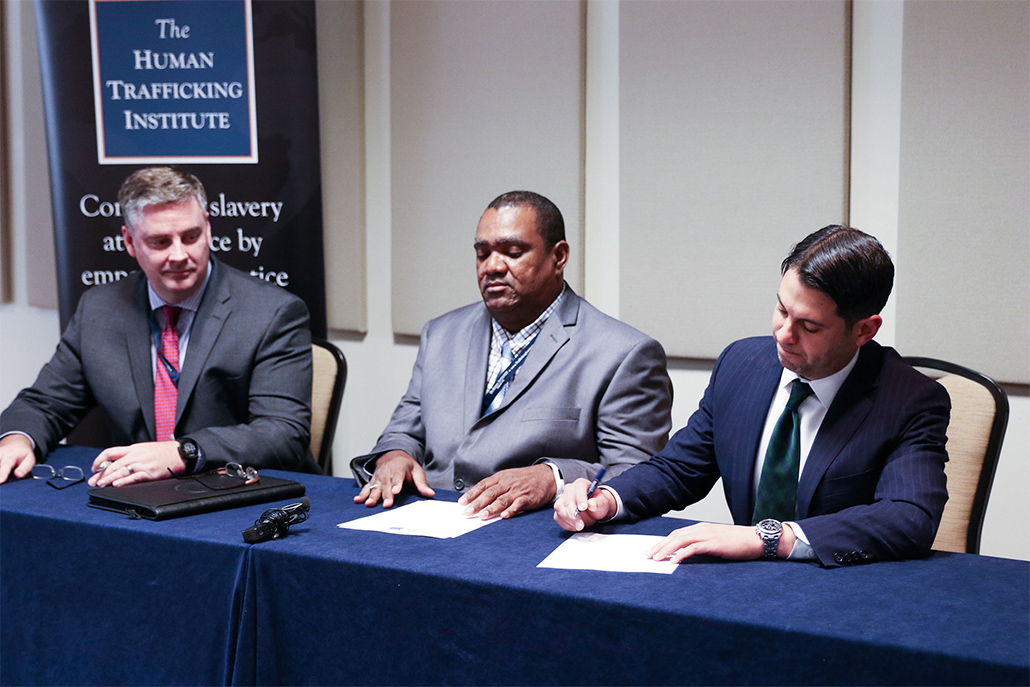 Belize to Enhance its Specialized Human Trafficking Unit