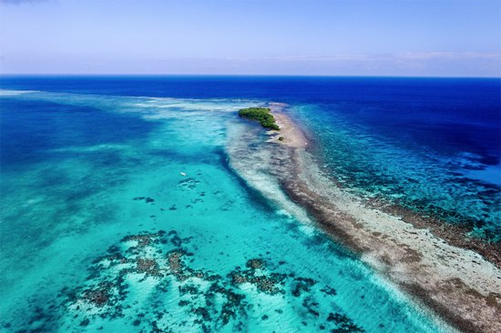 Unregulated Development Threatens Belize's Turneffe Atoll Marine Reserve