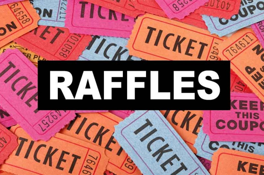 License Needed to Conduct Lottery or Raffles