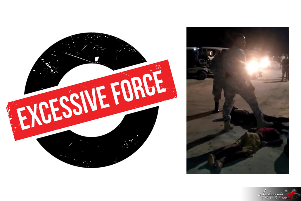 Excessive Force by Police Quick Response Team on Civilians