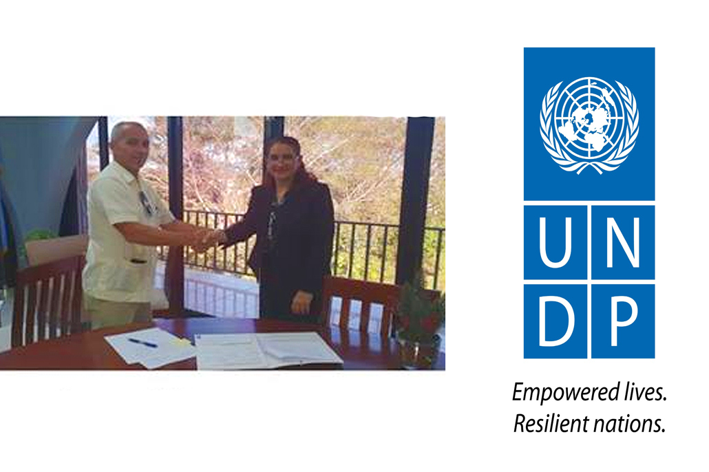 UNDP and the Ministry of Health Extend their partnership for HIV and TB Services