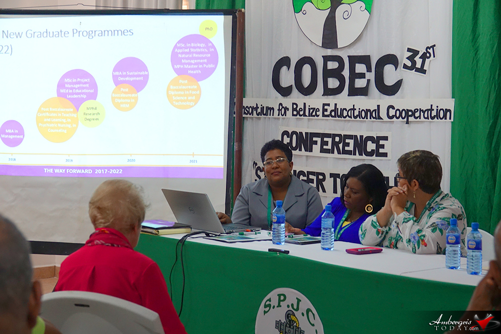 SP Junior College Hosts Tertiary Level Education Conference
