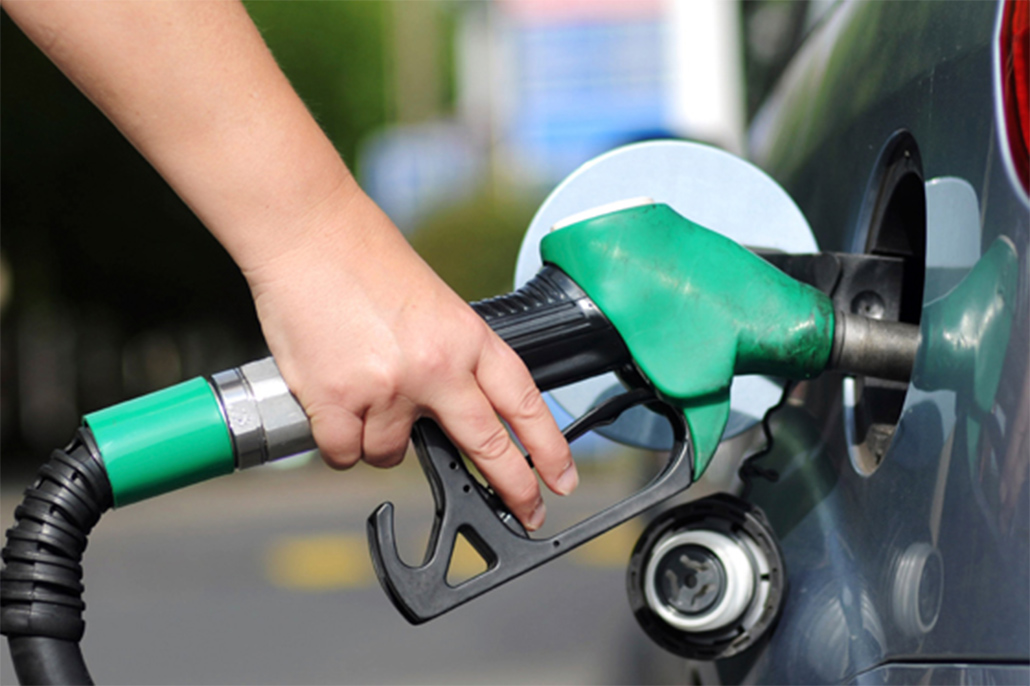 Increased Pump Prices for Regular and Premium Gasoline