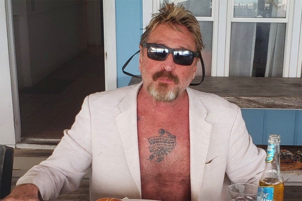 McAfee Refuses to Pay $25 million Judgment Ordered over Gregory Faull's Death