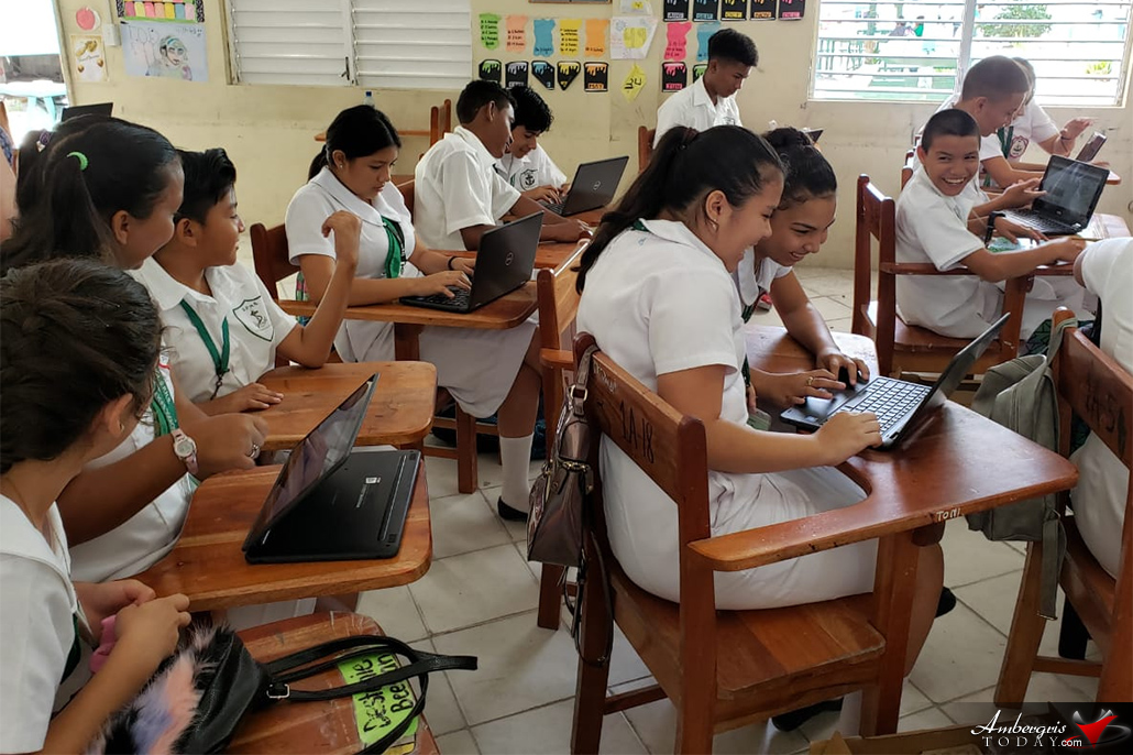 Belize Ministry of Education Launches Digital Education Program