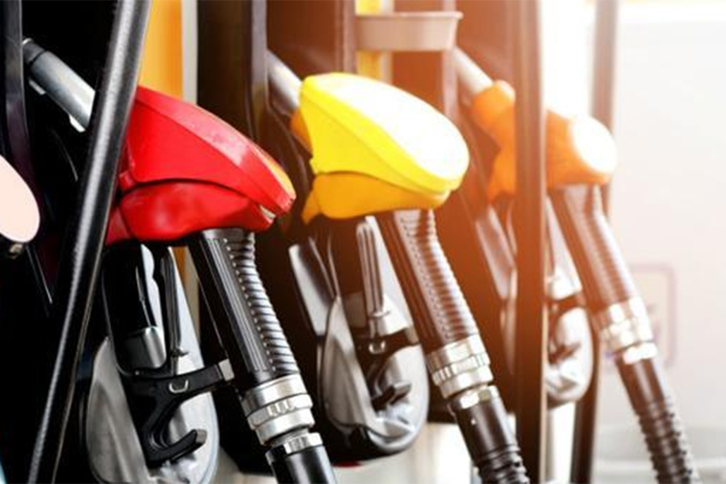 Decrease in Pump Price for Regular Gasoline