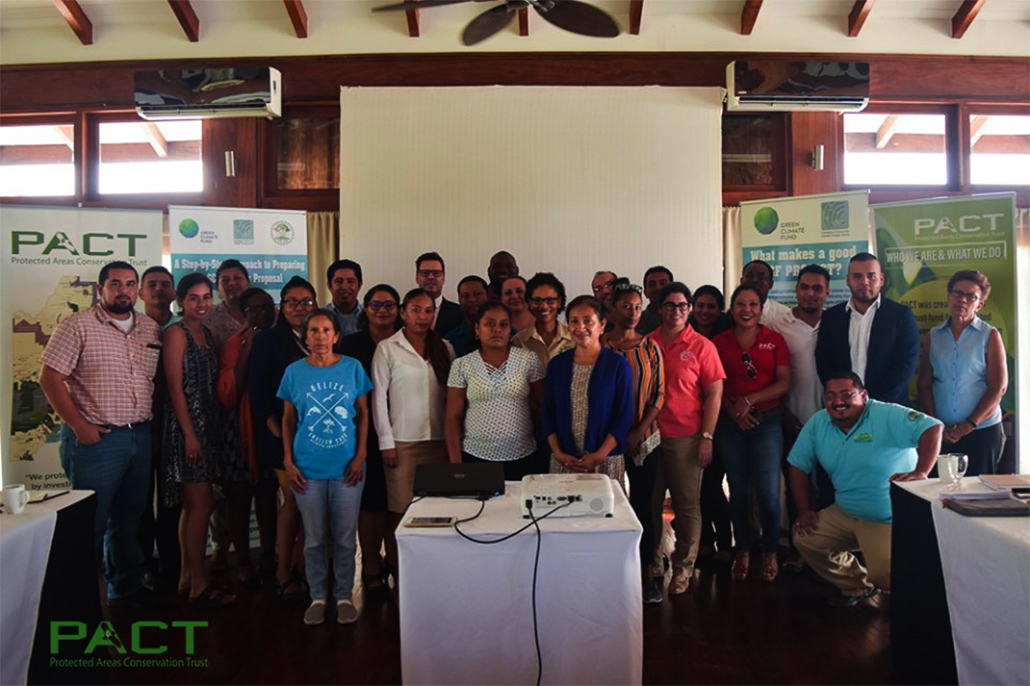 PACT Concludes Three-Day Green Climate Fund Training Workshop