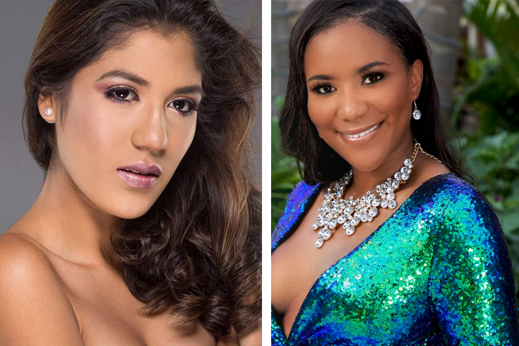 Meet Miss Belize & El Salvador for Costa Maya Pageant