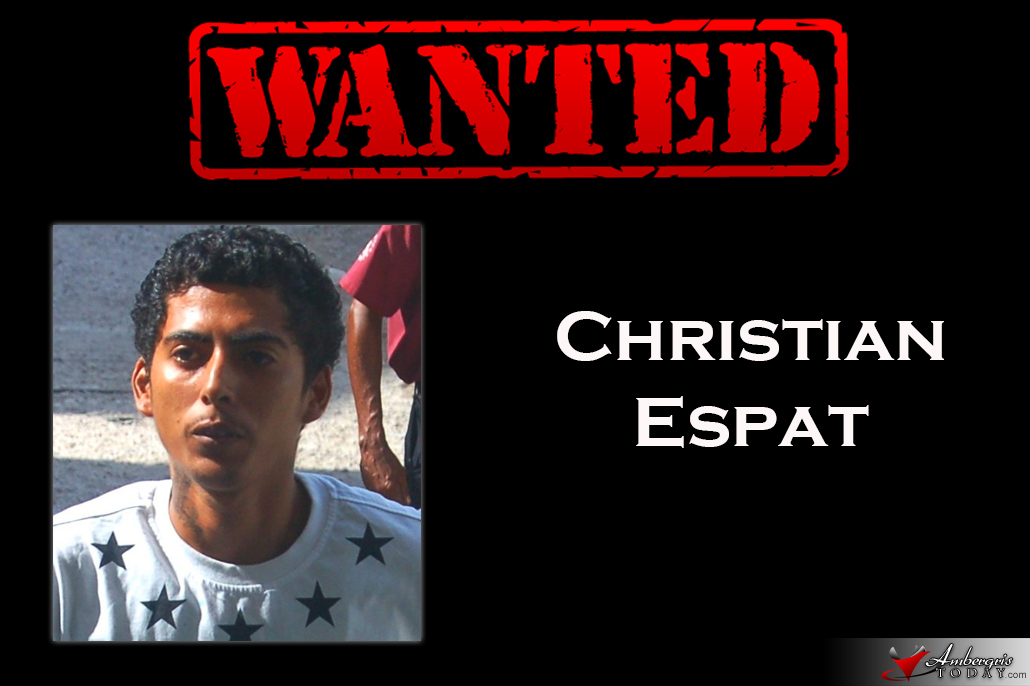 Chris Espat Wanted For Double Murder in San Pedro