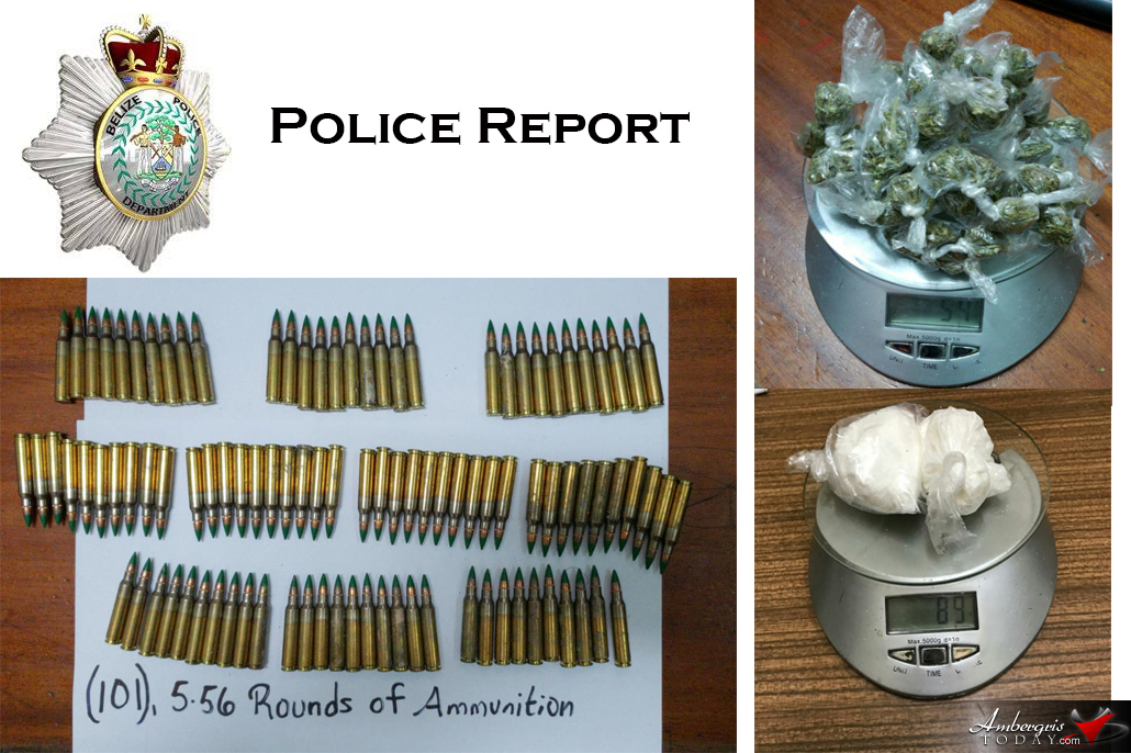 Nine People Charged For Drug Trafficking/ Kept Unlicensed Ammunition