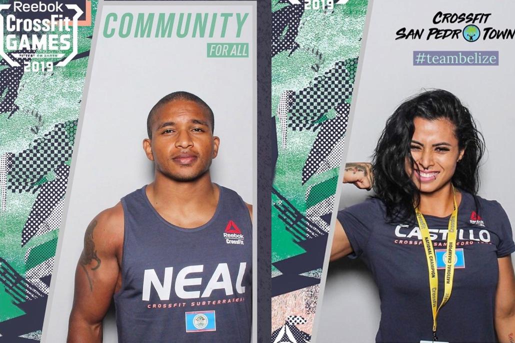 CrossFit San Pedro Represented at the Reebok Crossfit Games in USA