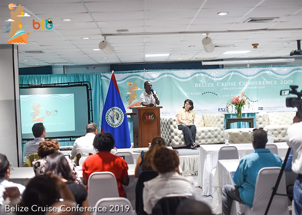 Belize's First Cruise Tourism Conference