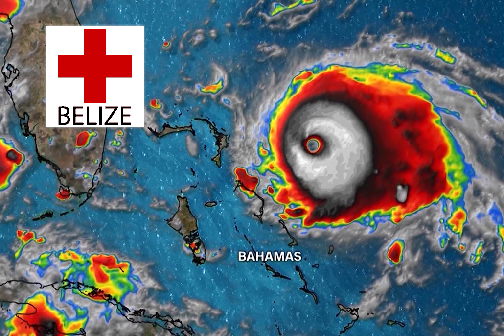 Belize Red Cross Launches Monetary Appeal for Hurricane Dorian Victims