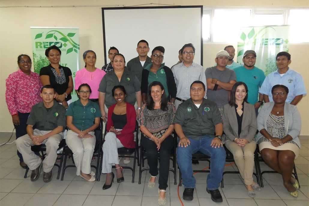 The Belize REDD+ Project – A Global Initiative to Combat Climate Change