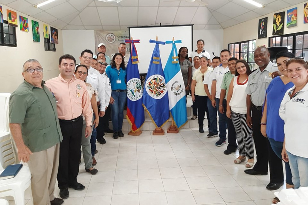 Ministry of Tourism & Civil Aviation Hosts Familiarization Trip at the OAS Adjacency Zone