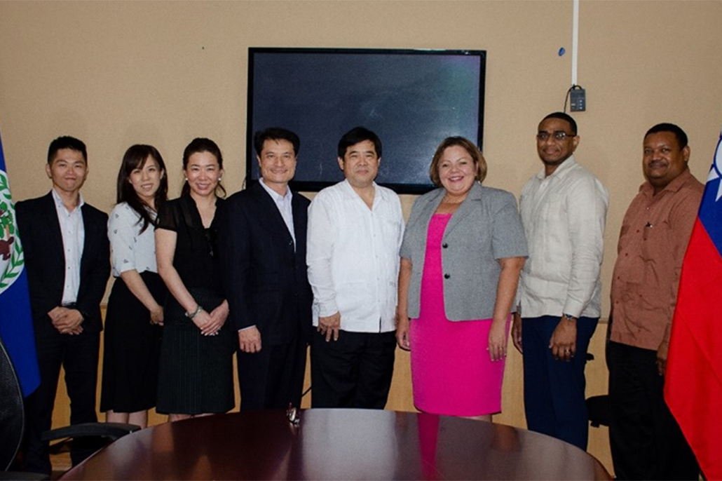Preliminary Dialogue Towards Partial Scope Agreement between Belize and Taiwan