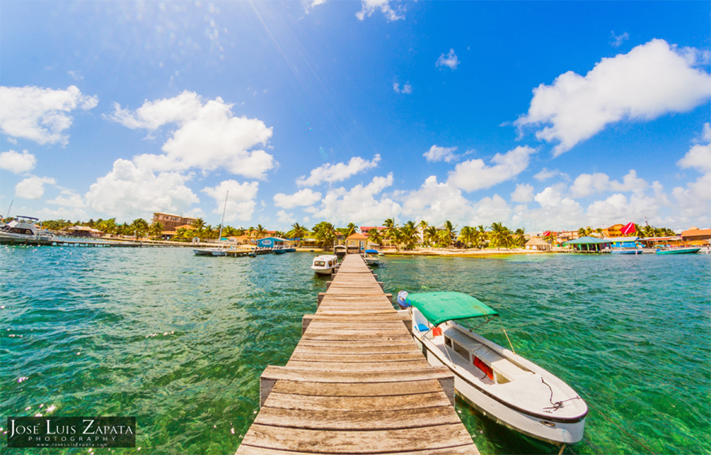 Ambergris Caye one of the Top 5 Islands in Mexico, Central and South America