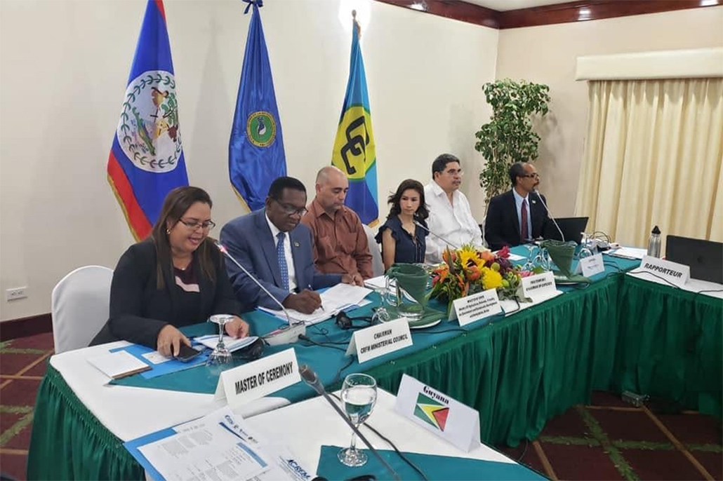 Caribbean Regional Fisheries Mechanism Ministerial Meeting on Strategic Actions for the Fisheries and Aquaculture