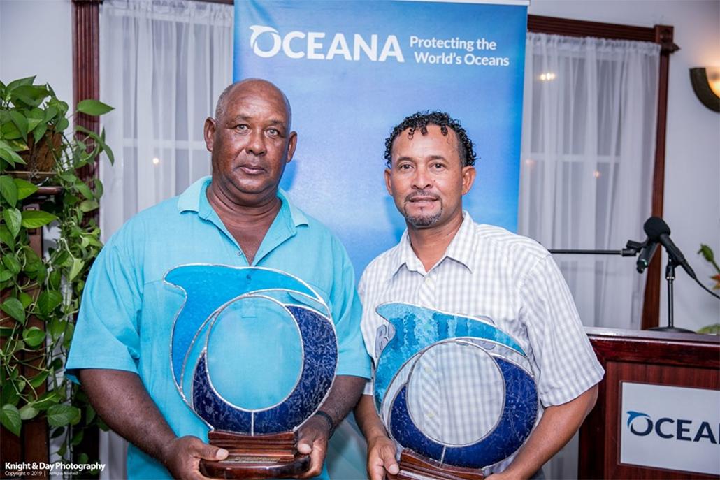 Oceana Announces the 2019 Oceana Ocean Hero Award Winners