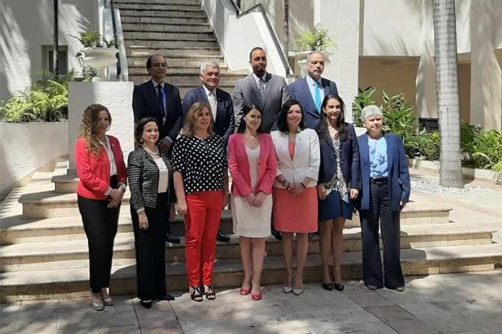 Belizean Represented at the First Mesoamerica Cooperation Forum