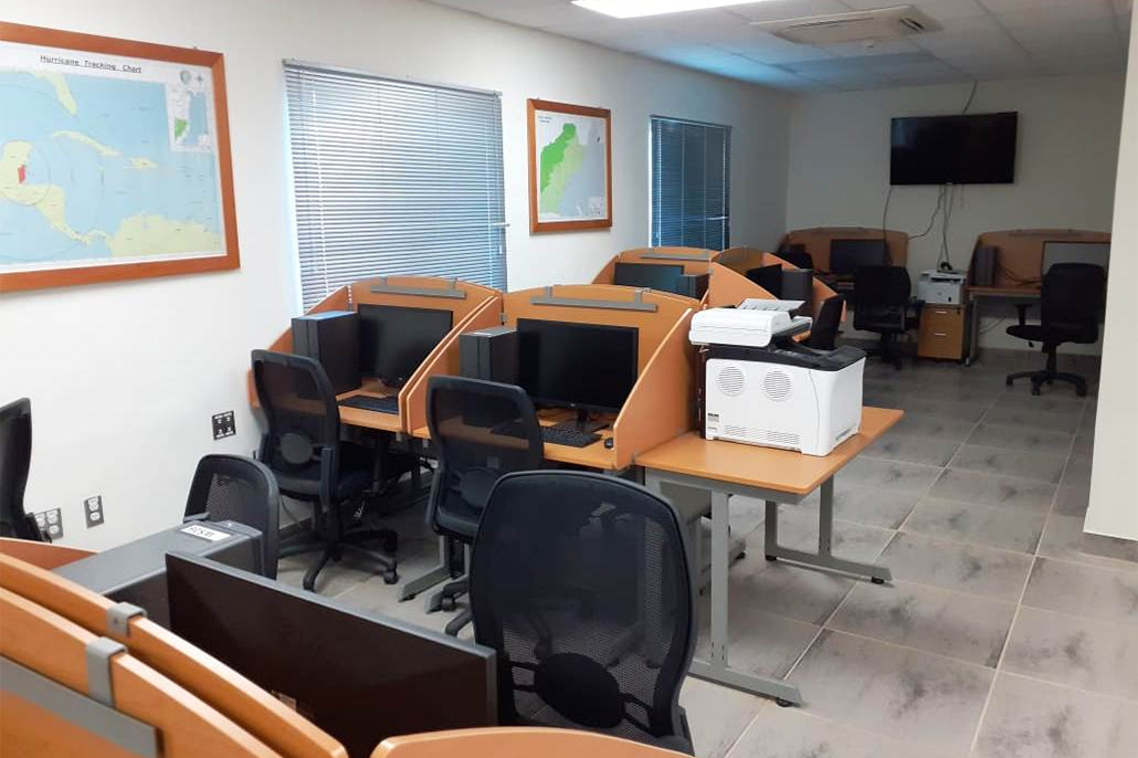 State of the Art Emergency Operations Center & Relief Warehouse Donated to Toledo District