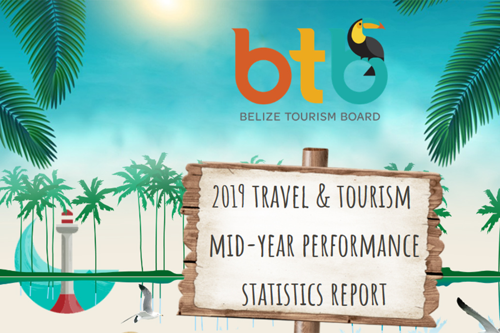 Belize Tourism Board Releases Mid-Year Insight Into Tourism Performance