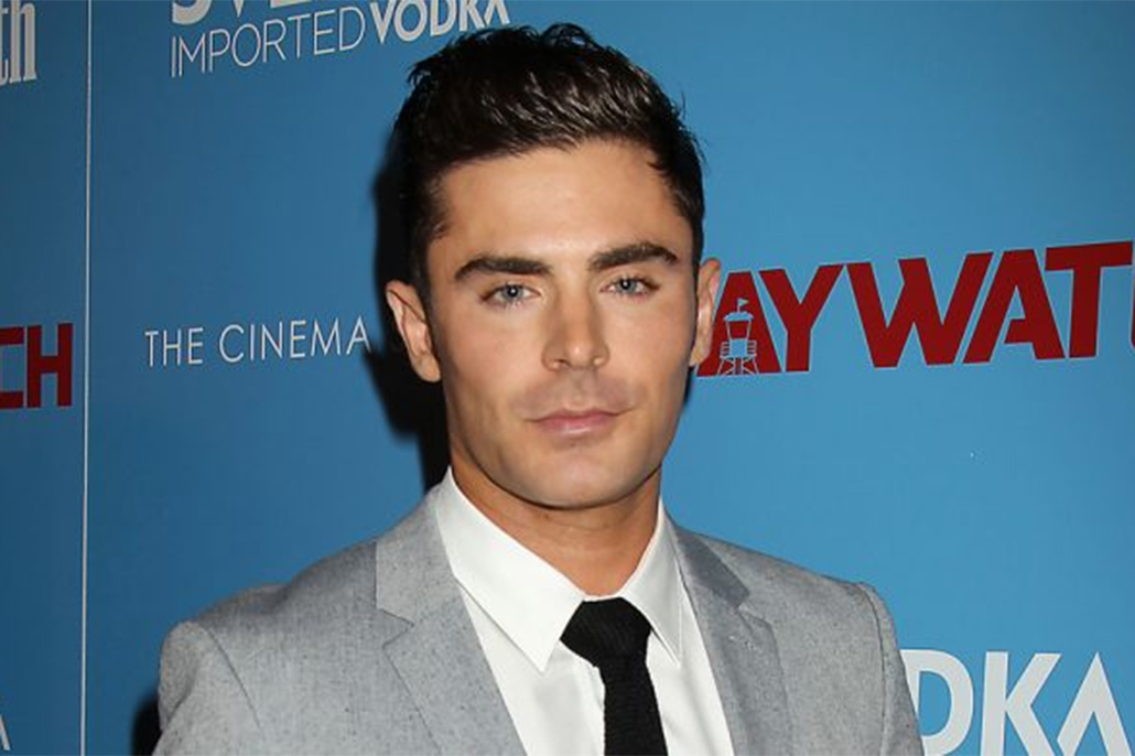 Zac Efron to Star as Wired Investigator in McAfee's 'King of the Jungle' Movie