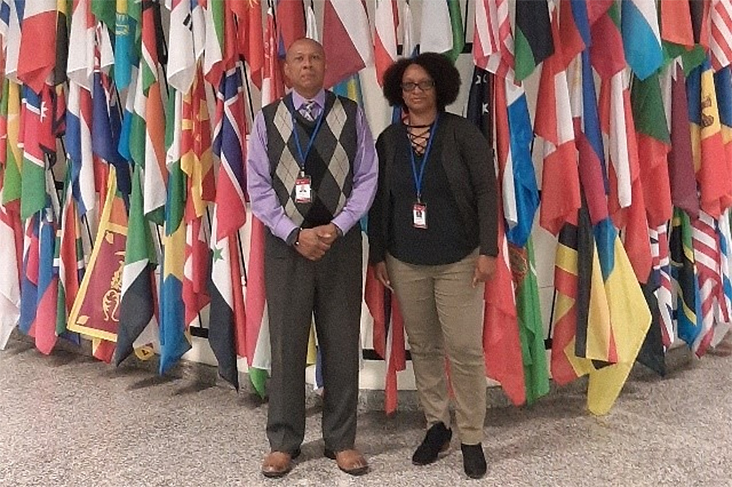 Belize Represented at International Meeting to Improve Food Safety