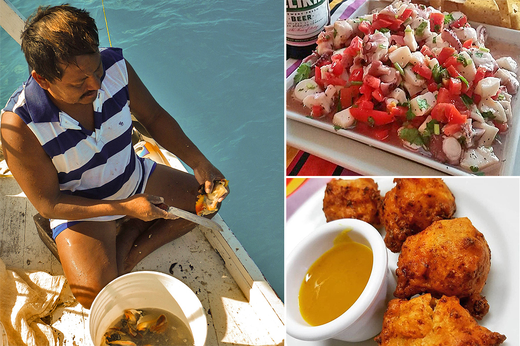 What If You Could No Longer Enjoy Belizean Conch Soup or Ceviche?