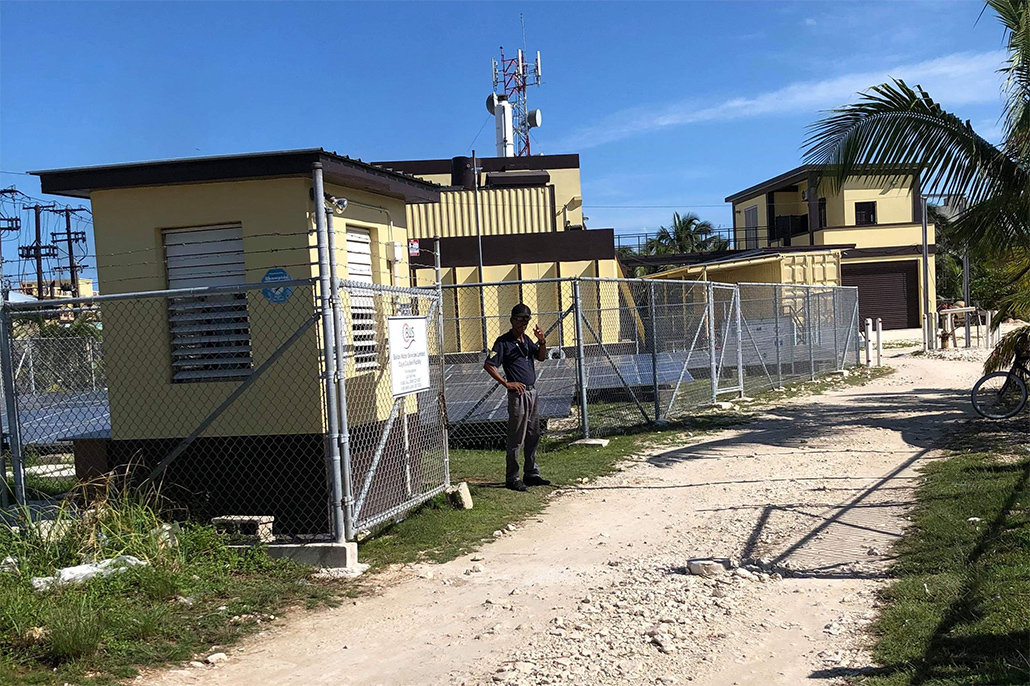 Caye Caulker in Water Crisis; Rationing Water; Tourist Leaving