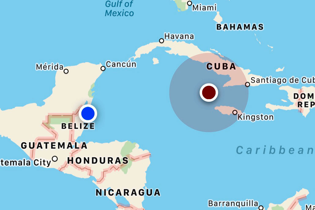 Tsunami Alerts Triggered After 7.7 Earthquake Off Jamaica Coast
