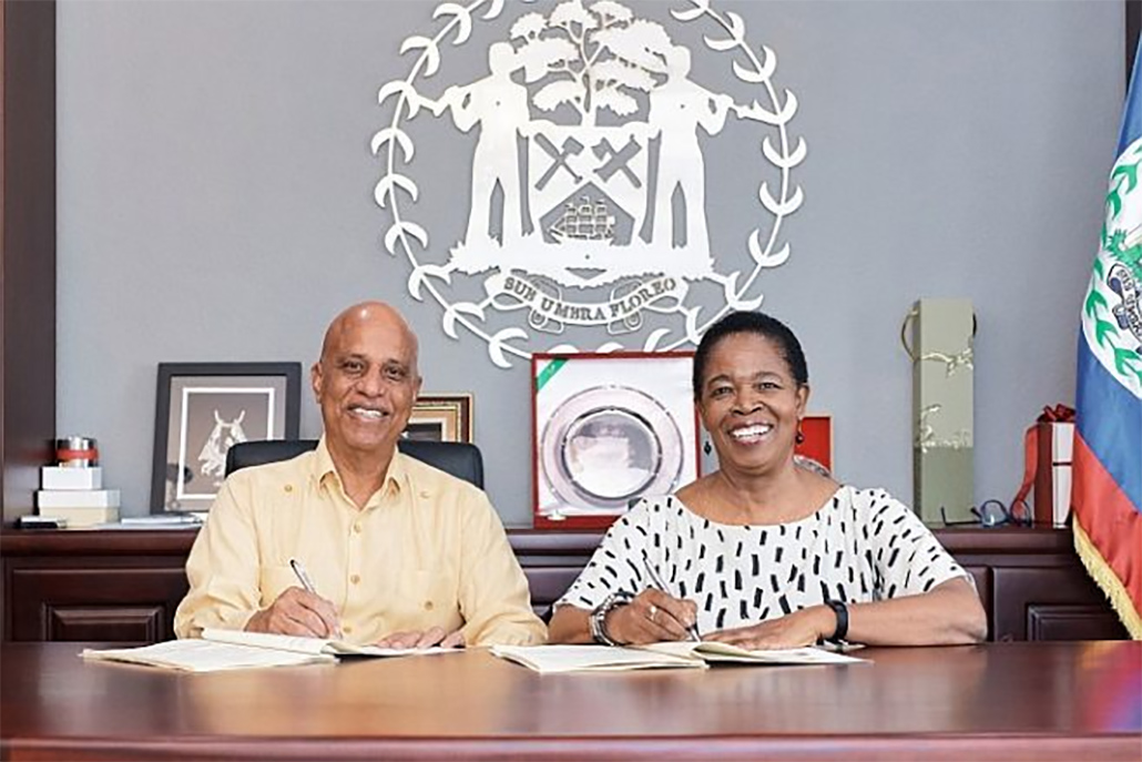 IDB Loans US$10Million to Belize to Improve Quality and Gender Equity in Schools